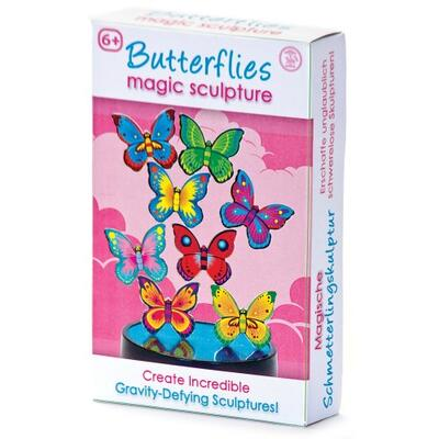 Butterflies Magic Sculpture