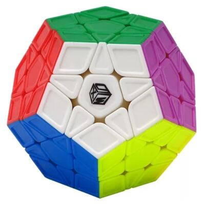 QiYi Galaxy Megaminx Sculpted
